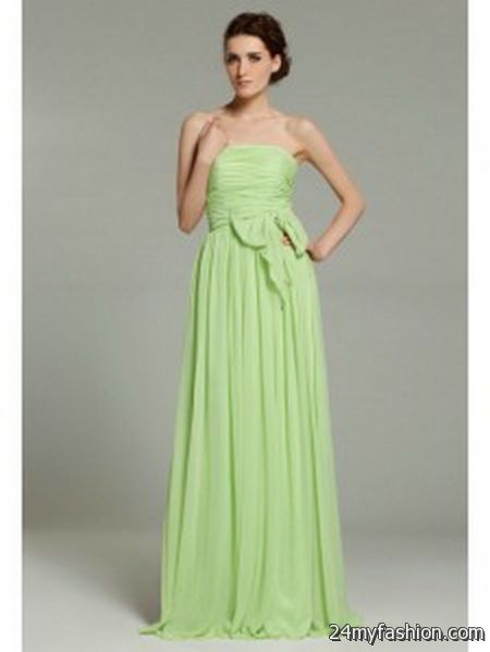 Images of Pale Green Bridesmaid Dresses - Wedding Goods