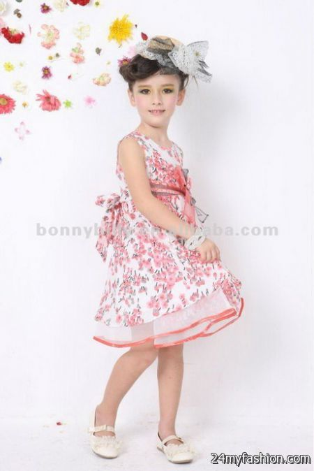 Young Girls Party Dresses 61