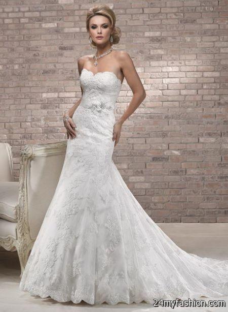Maggie sottero bridal gowns 2017-2018 | B2B Fashion