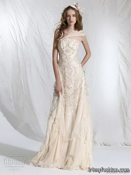 Wedding Dresses Off White. Wedding Dresses. Wedding Ideas And ...