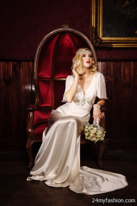 Old hollywood dresses 2017 2018 b2b fashion for Old hollywood wedding dress