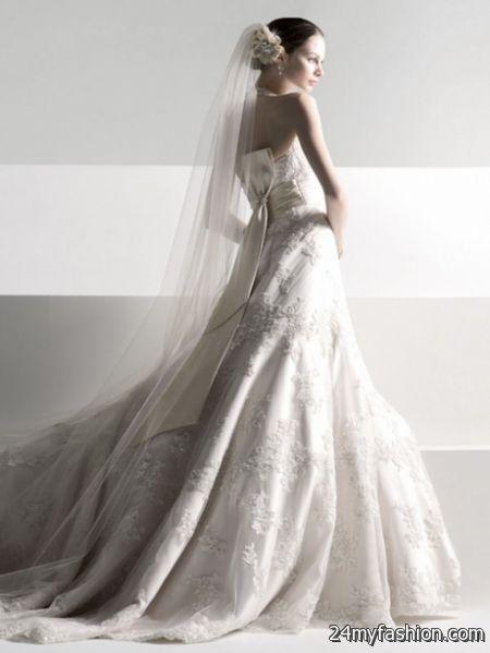 Oleg cassini wedding dresses 2017 2018 b2b fashion for Oleg cassini champagne wedding dress