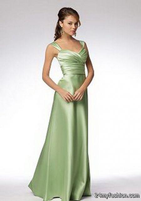 Olive Green Prom Dresses 2018 - Eligent Prom Dresses