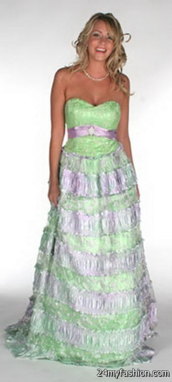 One of a kind prom dresses 2018 images