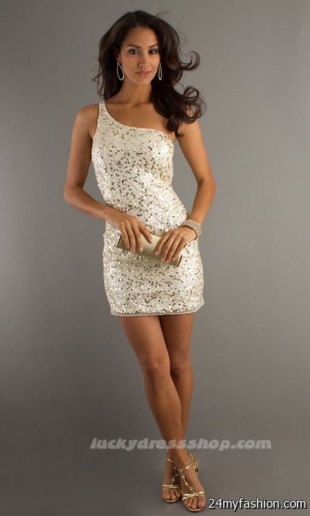 One shoulder homecoming dresses 2017-2018 » B2B Fashion