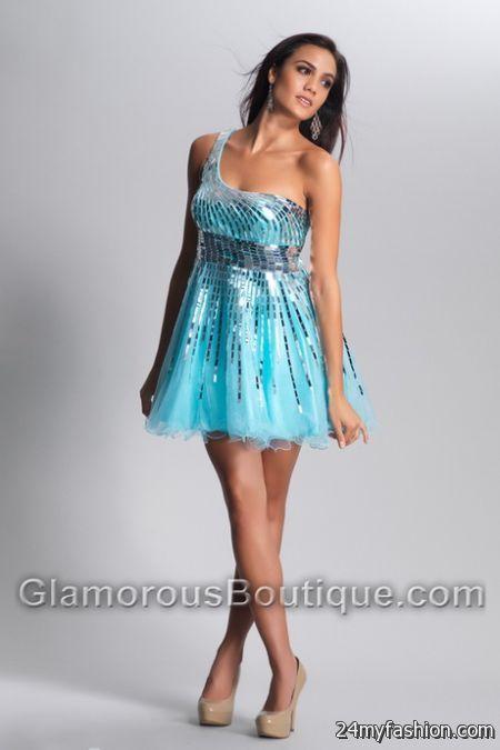 One Strap Dresses