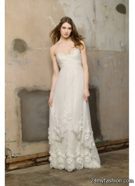 Outdoor Wedding Dresses 2017 2018