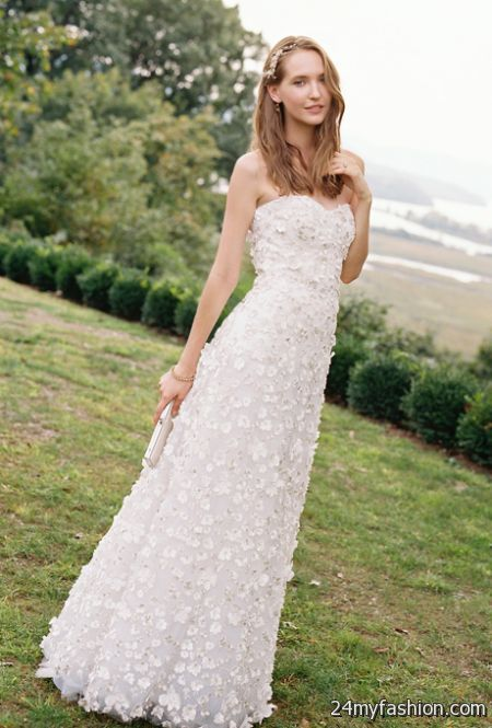Outdoor wedding dresses 2017 2018 b2b fashion for Wedding dresses for outside