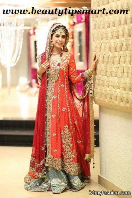 Pakistani Designer Bridal Dresses 2017 2018 B2b Fashion