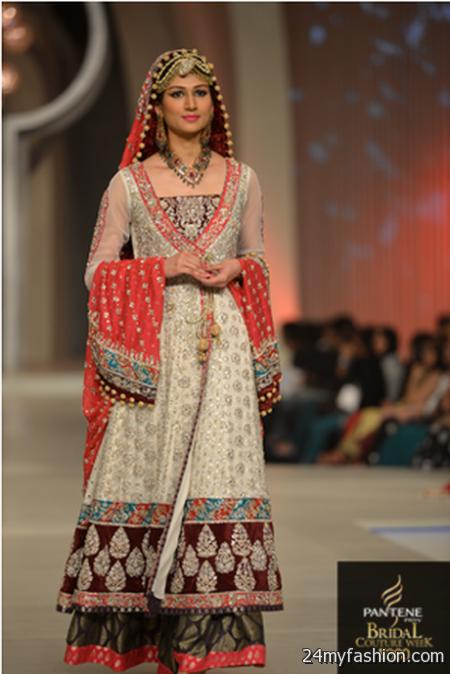 Pakistani Designer Bridal Dresses 2017 2018 B2b Fashion