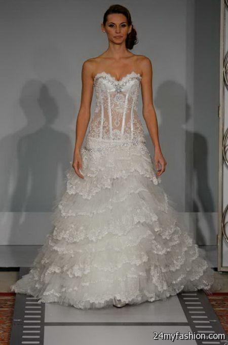 Panina wedding dresses 2017-2018   B2B Fashion