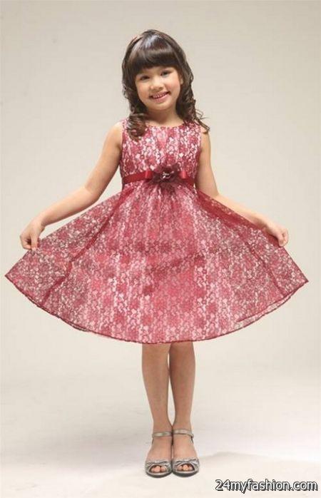 Party dresses for kids 2017-2018 | B2B Fashion