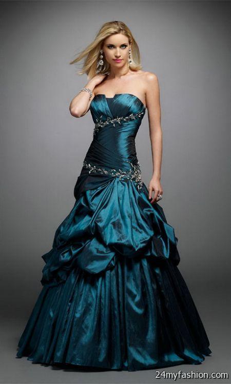 Peacock prom dresses 2017-2018 » B2B Fashion