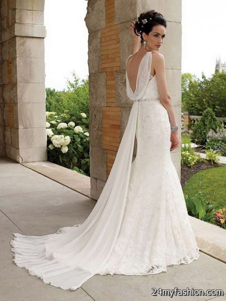 Perfect wedding dress 2017 2018 b2b fashion for Greece style wedding dresses