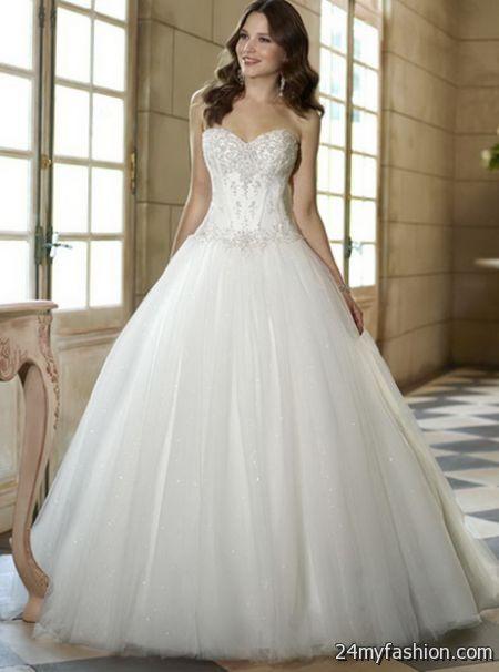Perfect wedding dress 2017-2018 » B2B Fashion