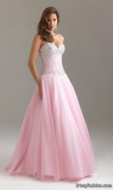Homecoming Dresses 2018 Pink - Prom Dresses 2018