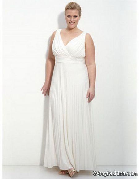 Wedding Dresses Plus Size 2018 27