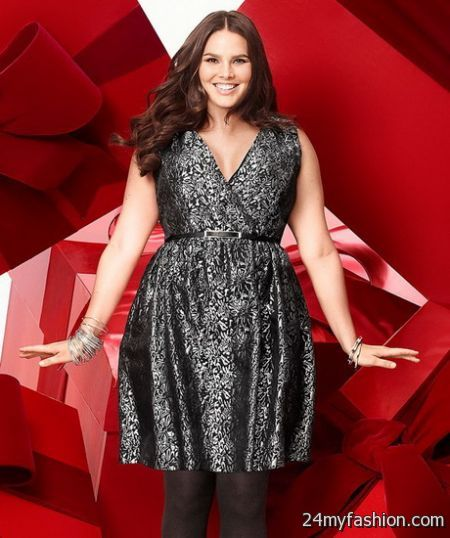 Plus Size Holiday Fashion 2018 84