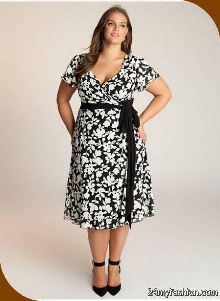 Plus Size Semi Formal Dresses 2017 2018 B2b Fashion