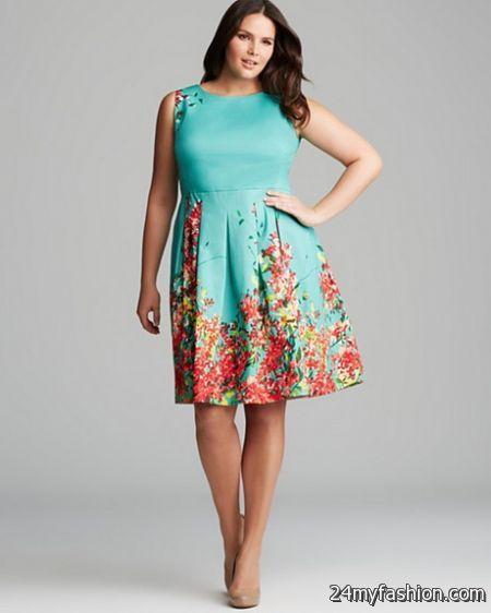 Plus Size Cocktail Dresses 2018