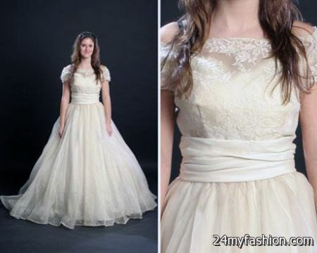 Plus Size Vintage Wedding Dresses 2017 2018 B2b Fashion