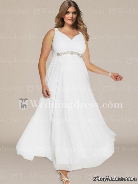 Plus size vintage wedding dresses 2017 2018 b2b fashion for Plus size vintage wedding dresses