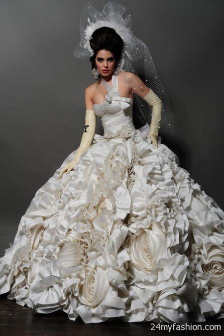 Pinina Torna Winter Wedding Dresses