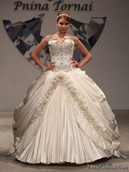 Pnina tornai wedding gowns 2017-2018 | B2B Fashion