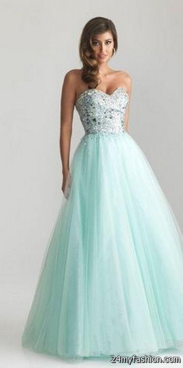 Big Poofy Prom Dresses 100