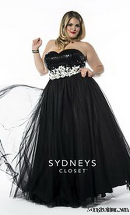 Prom Dresses For 2018 Plus Size - Plus Size Tops