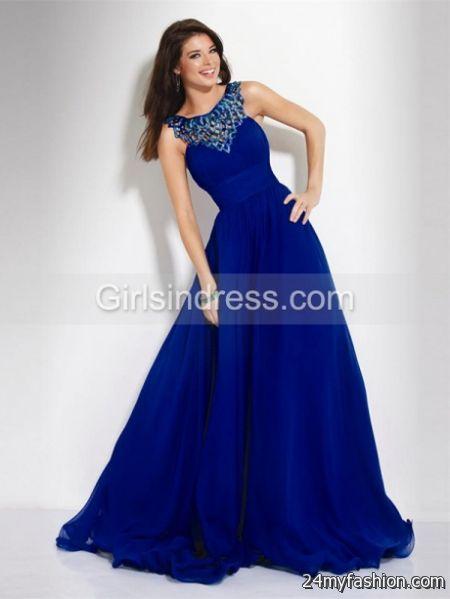 Prom dresses with straps 2017-2018   B2B Fashion