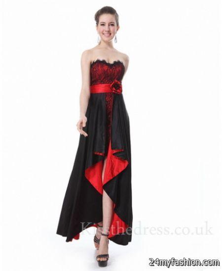 Black Prom Dresses 2018 - Plus Size Tops