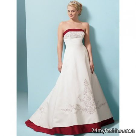Funky Red Wedding Dresses Images - Womens Dresses & Gowns ...