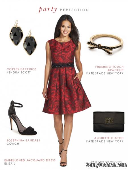 Red Dress Accessories 2017 2018 B2b Fashion