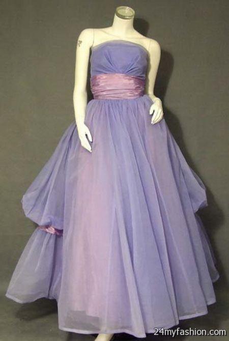 Retro Prom Dresses 41