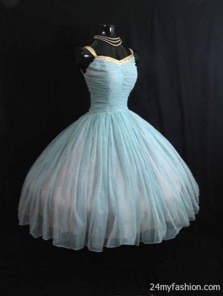 Retro Prom Dresses 72