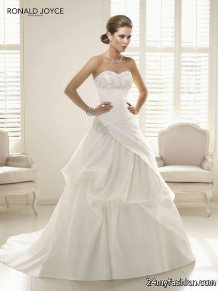 Ronald joyce wedding dresses 2017 2018 b2b fashion for Ronald joyce wedding dresses prices