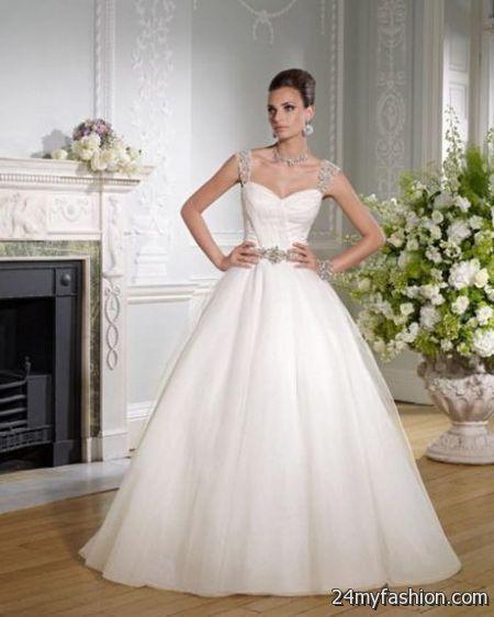 Ronald Joyce Wedding Dresses 2017-2018