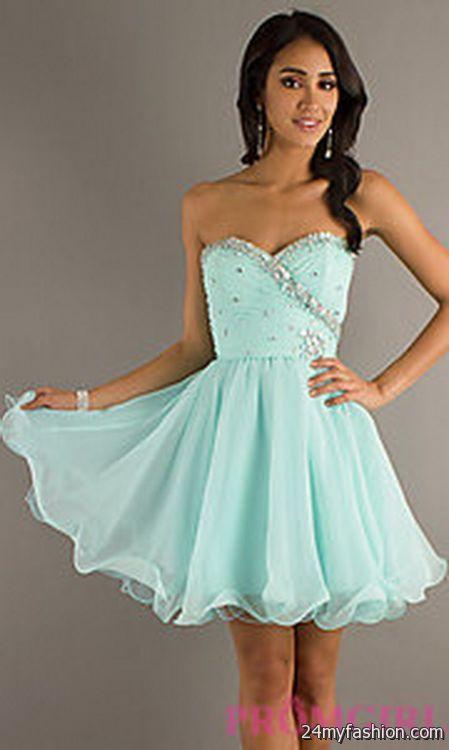 Boutique Short Prom Dresses 2018