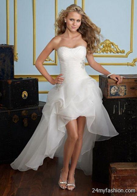 Short wedding dresses 2017 dresses for woman short wedding dresses 2017 junglespirit Image collections