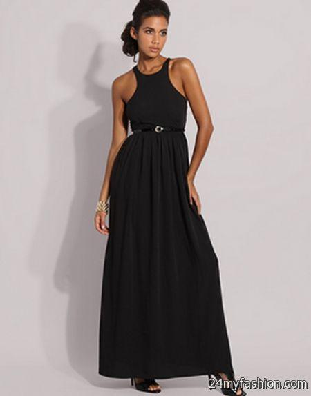 Adelise maxi dress