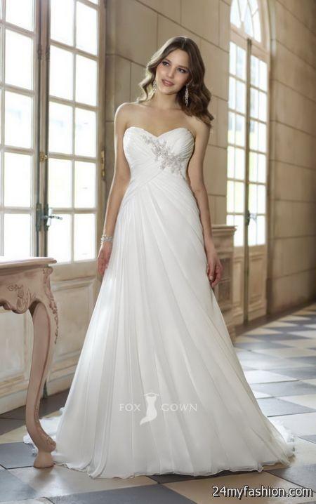 Low Cost Wedding Dresses Nyc : Strapless wedding dresses b fashion