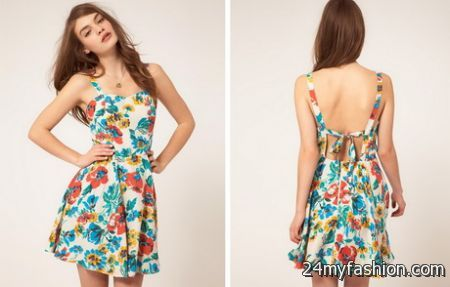 Party dresses summer 2018