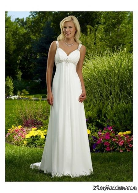 Summer wedding dresses 2017 2018 b2b fashion for Summer dresses for weddings