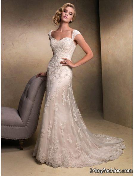 Sweetheart Lace Wedding Dress 20172018 B2B Fashion - Wedding Dresses 2017 Lace