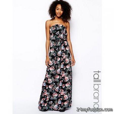 Tall maxi dress 2017-2018 » B2B Fashion