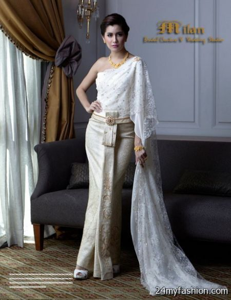 Thai Wedding Dresses 2017 2018 B2b Fashion