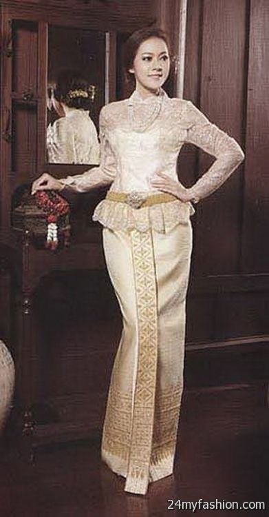 9e7183a215c You can share the Most Trusted Thai wedding dresses on Facebook