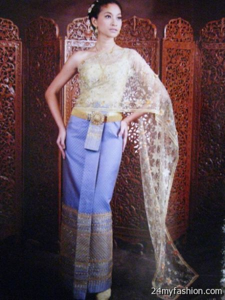 67cb3dd14b6 you can share the most trusted thai wedding dresses on facebook pinterest  my space linked in