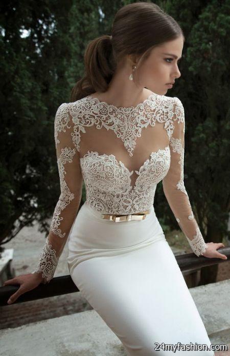 best wedding gowns 2018